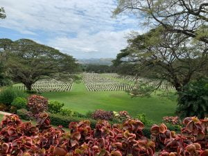 Bomana Cemetery - Kokoda